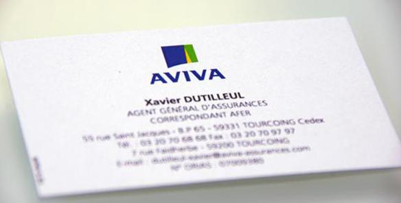 Contactez Le Cabinet Dassurances Dutilleul AVIVA A Tourcoing Et Croix